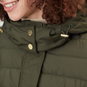 Joules Thirlemere Longline Padded Coat
