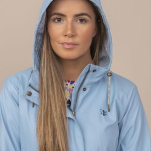 Lighthouse Long Bowline Jacket – Bluebell