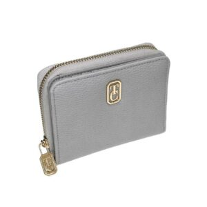 Tipperary Crystal- Grey Windsor Purse