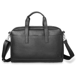 Tipperary Crystal- Saville Row Black Men's Satche