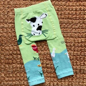 Farmyard Knitted Leggings