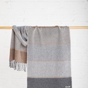 Large Classic Stripe Scarf