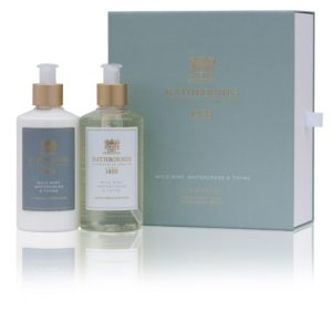 Rathbornes Body Care Gift Set Wild Mint – Gift Set
