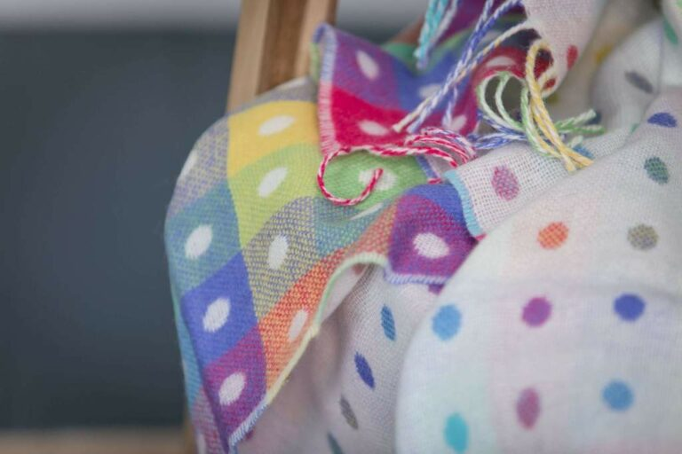 Foxford Baby Blankets