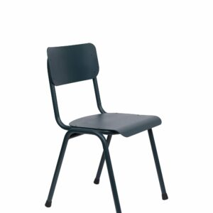 Chair Back To School – Outdoor Grey Blue