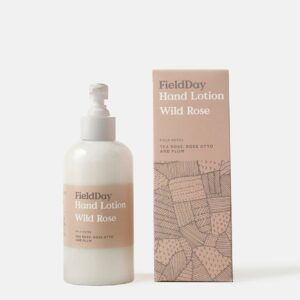 Field Day Wild Rose Luxury Hand Lotion