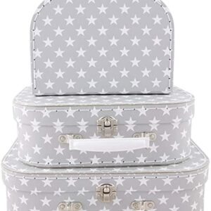 Nordic Star Suitcases – Set of 3