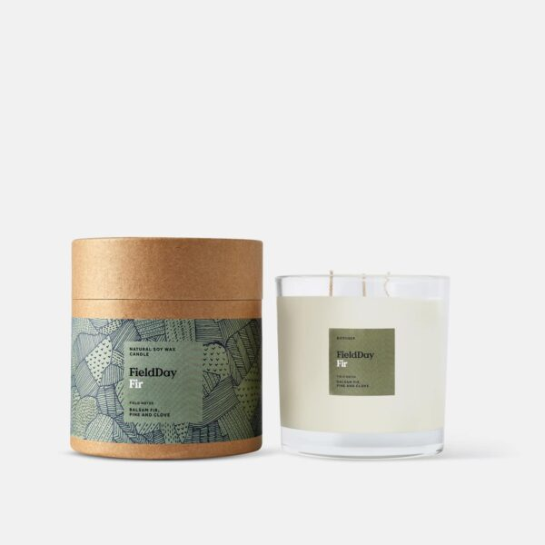 Fir Extra Large 3 Wick Candle